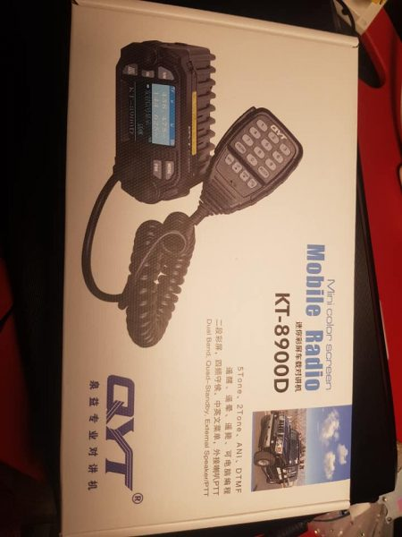 QYT KT-8900D MOBIL MINI TELSIZ