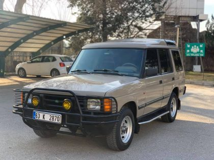 Land rover discovery1