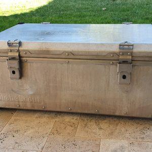 Paslanmaz çelik kutu