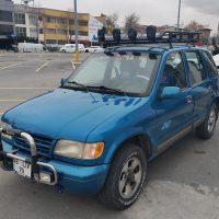 1996 Kia Sportage 2.0i 16V DLX 128BG Lpg