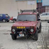 Lada niva jeep