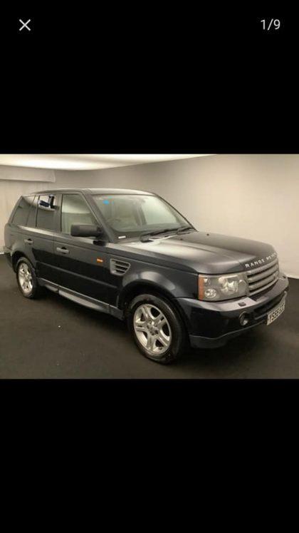 Land Rover Diacovery 1 ve 2 Range Rover Sport 2.7 Yedek Parca Amacli Araclar