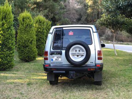 Land Rover Discovery 1997 v8