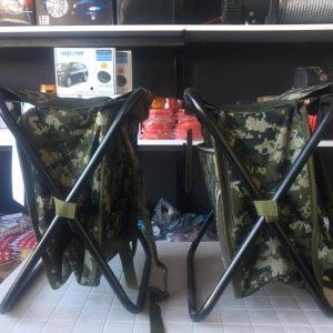 Soğutuculu kamp sandalyesi