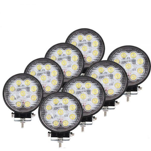 Toptan Fiyatına Led Lamba 8 ADET Güçlü Parlak Işık