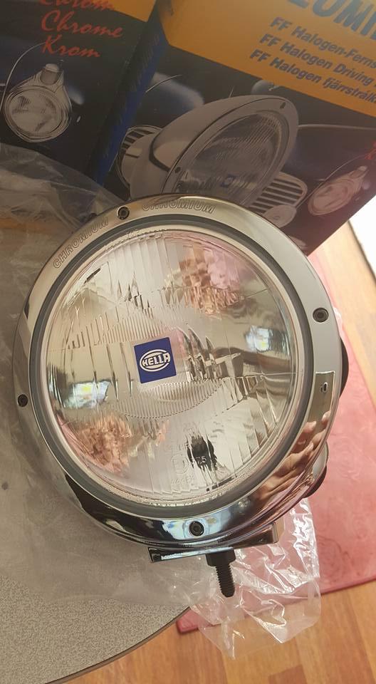 hella luminatör sis lambası takım.halinde sıfır