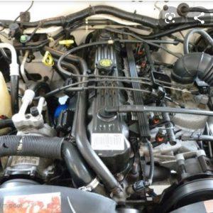 1998model 4.0 karekasa motor