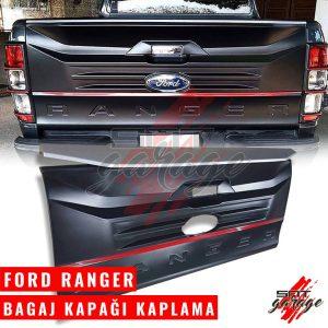 Ford Ranger Bagaj Kapağı Kaplama Stoklardaa