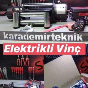 Oto Kurtarıcı ve Off Road Araçlarına Elektrikli VinçFiyat 2.350 ₺ MXO Elektrikli