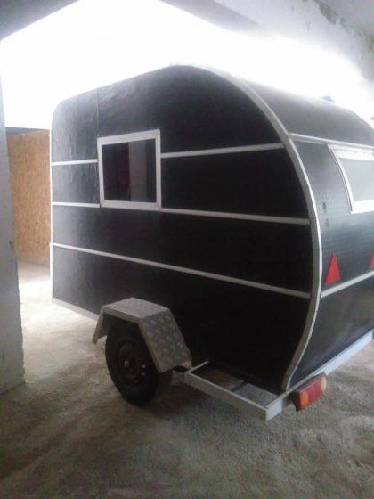 Çekme karavan
