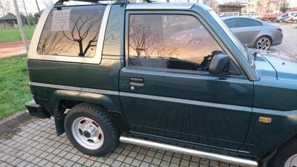 1994 Daihatsu feroza SE