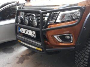 Navara Off Road Tampon