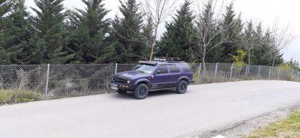 ORJİNAL AMERİKAN CHEVROLET BLAZER S10 V6 WORTEG 4300 MOTOR 143KW 4X2 4X4 KİLİTLİ DEFRANSİYEL OTOMATK