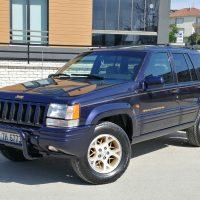Grand Cherokee 98 model 5.2 V8 Lpg li Bakımlı