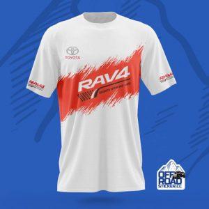 Toyota RAV4 T-Shirt