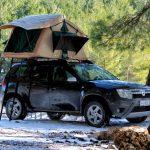 Zümrüt Duster Arac Üstü Çadır   Off Road