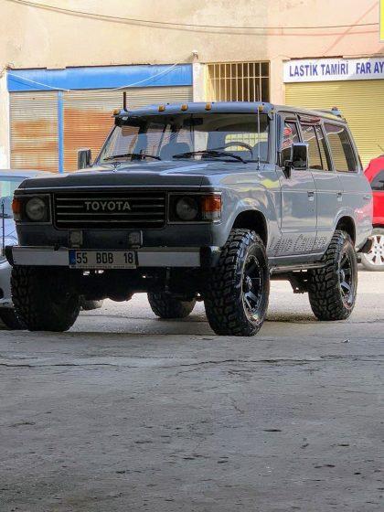 1987 model Toyota Dizel Land Cruiser 4x4