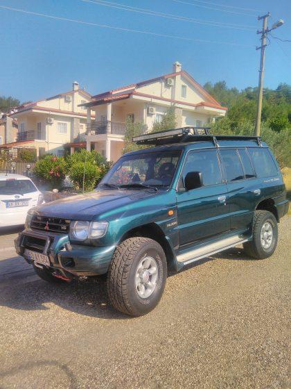 1998 pajero 3500 v6