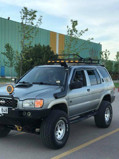 1999 Makyajlı Kasa 180.000MiL Pathfinder
