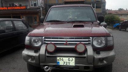 1999 model 2.8 dizel 218000 km nadir araçlardan