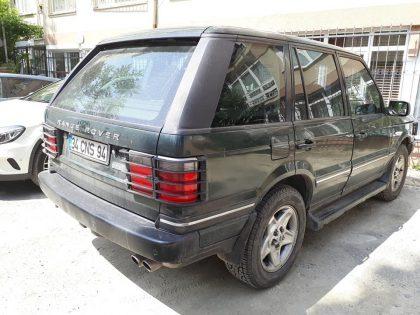 2001 model range rover 4.6v8