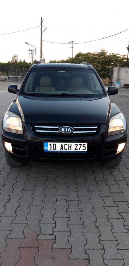 2007 model Kia Sportage 2.0 CRDİ EX 4×4