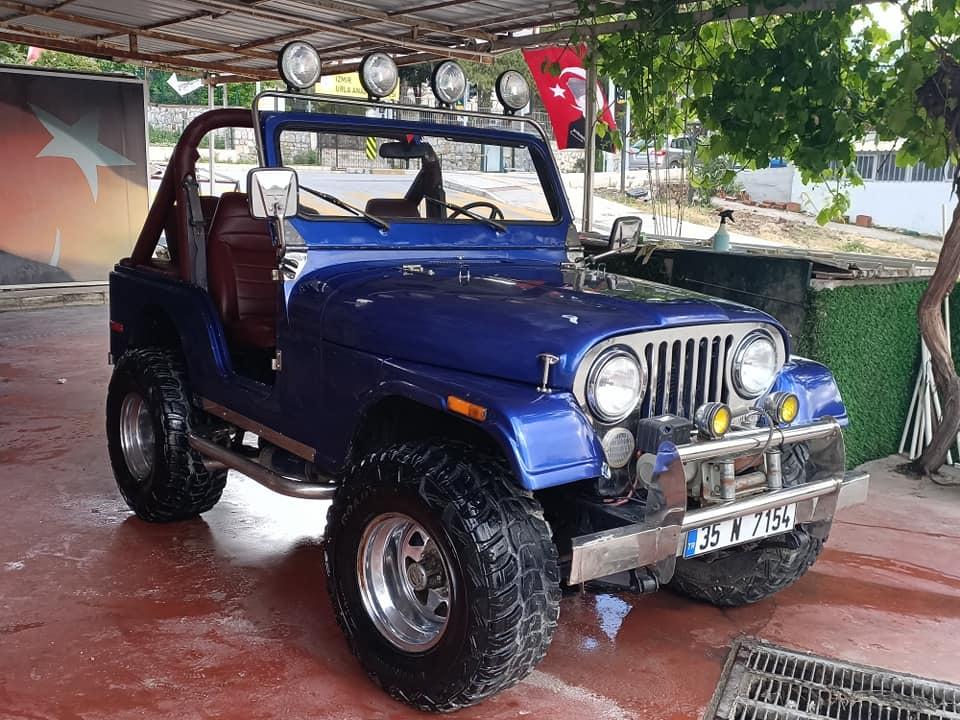 78 model cj5