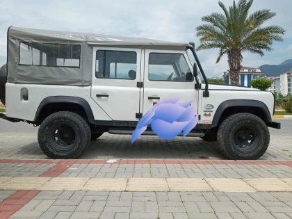 90 model dizel otomobil ruhsatlı landrover defender