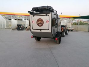 Offroad karavan