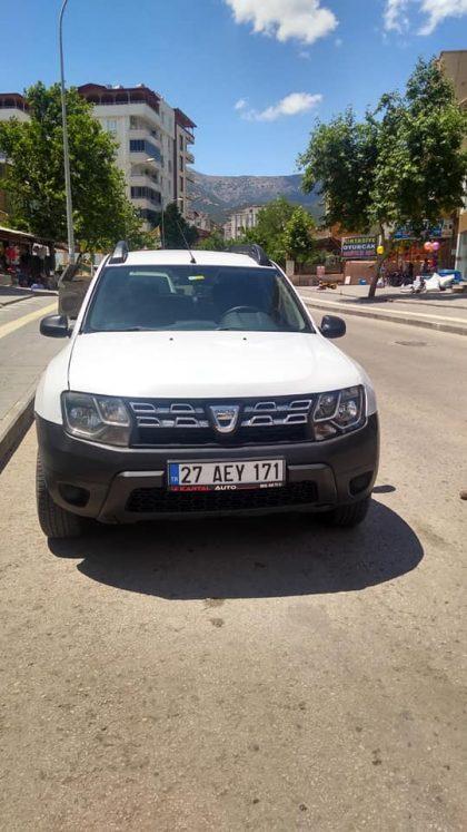 Temiz Dacia duster 4x4 110 bg bakimli  masrafsiz