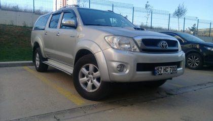 Toyota hilux 2010 model