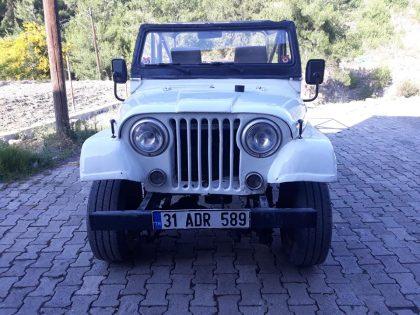 Wilys jeep