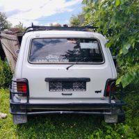 1997 Lada Niva 1.7i LPG