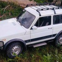1997 Model LPG'li Niva 1.7i