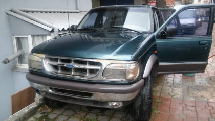 1997 ford exploler 4.0 xlt