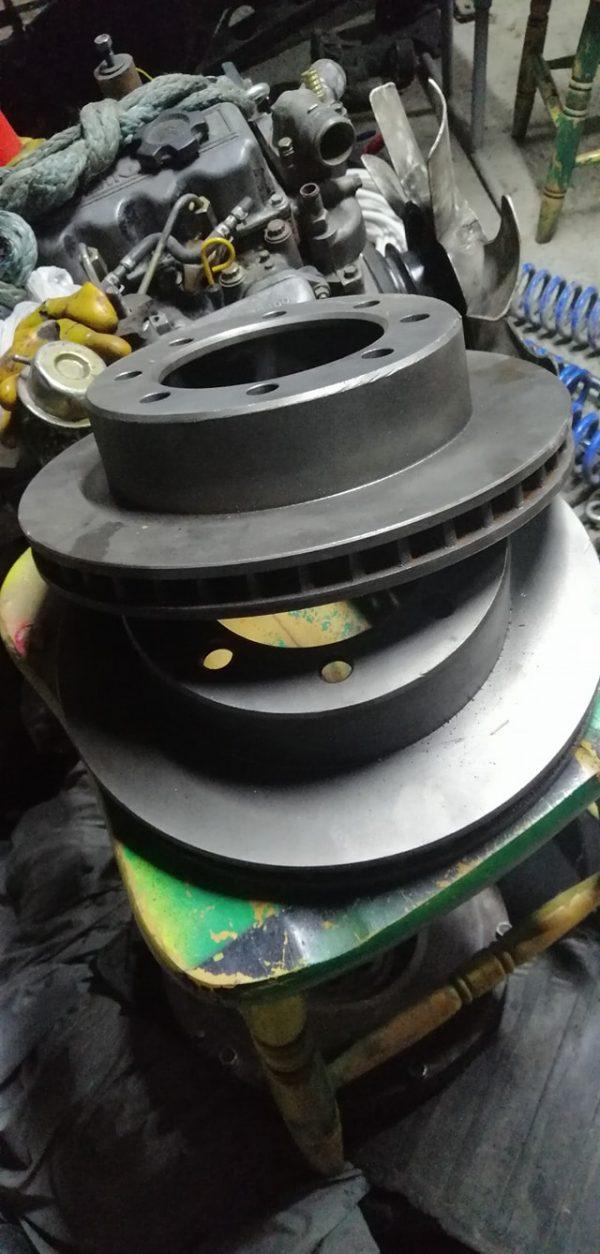 8 bijon hava soğutmalı dana 60 dana 44 disk aynası