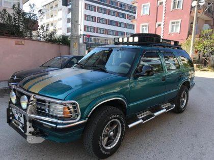 Chevrolet Blazer Takas Düşünülür