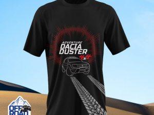 Dacia Duster T-Shirt