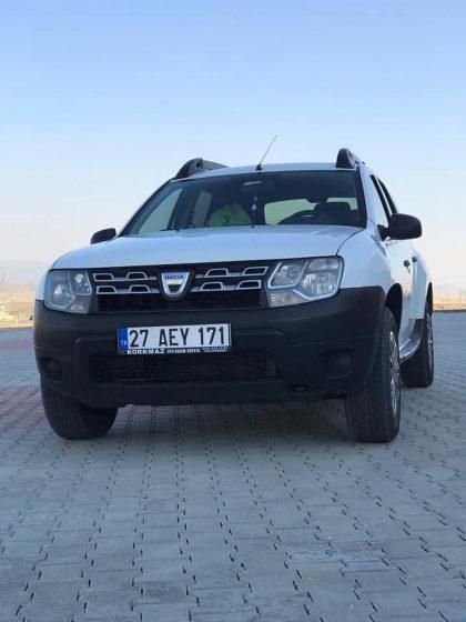 Dacia duster 4x4 110 hp 255 binde