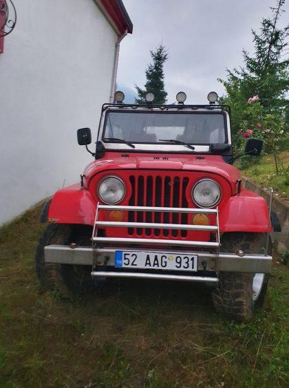Jeep Cj6 4.2L