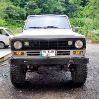 Nissan Patrol hardtop p40 motor 87 model 4*4