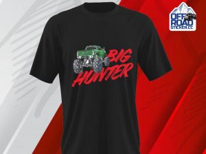 OFFROAD T-SHIRT BIG HUNTER T-SHIRT