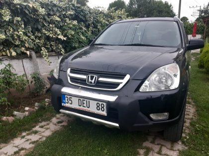 SERVİS BAKIMLI OTOMATİK SUV HONDA C-RV