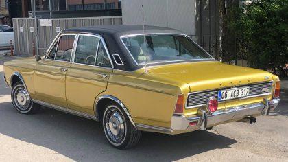 Suv takaslı 1971 Ford 26 M