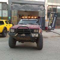 Toyota LN65 4x4 sorunsuz dağ keçisi yeni vizeli