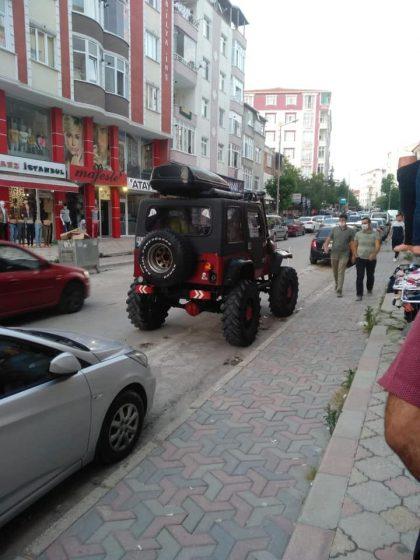Vills Jeep
