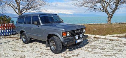 1987 Toyota lant curuıser 4*4