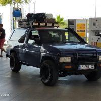 1991 Nissan pahtfinder