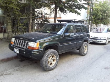1996 jeep  grandcherokee