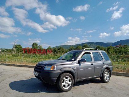 2003 Freelander TDİ 4x4 otomatik